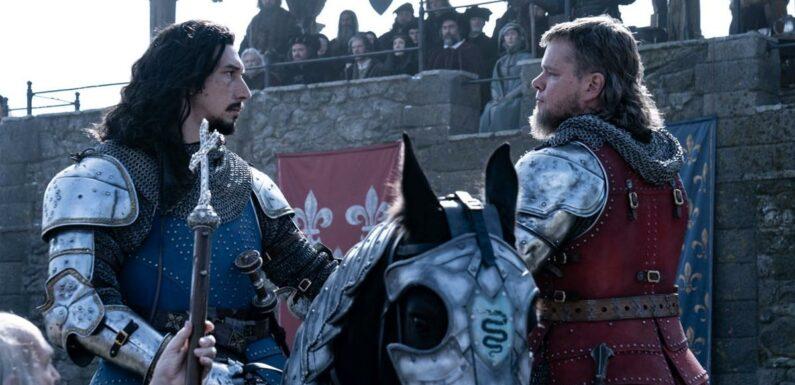 Le Dernier Duel : Une dispute brutale portée par un casting exemplaire, notre critique