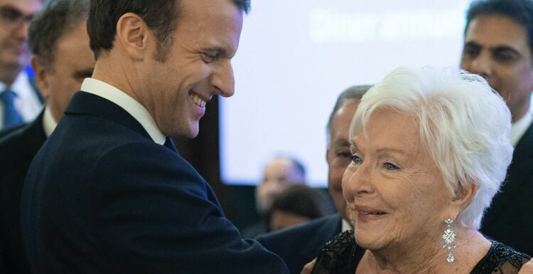 Line Renaud : ses émouvantes confidences sur Emmanuel et Brigitte Macron