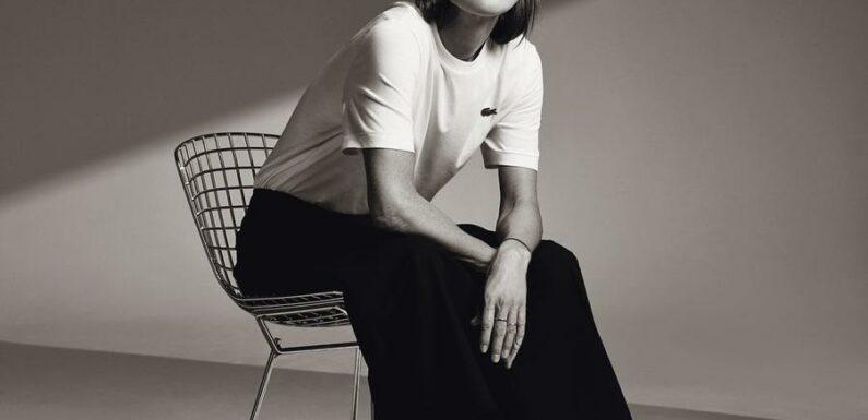 """Louise Trotter, directrice artistique de Lacoste : """"Je suis rebelle. J'aime déplacer le regard, casser les lignes évidentes"""""""