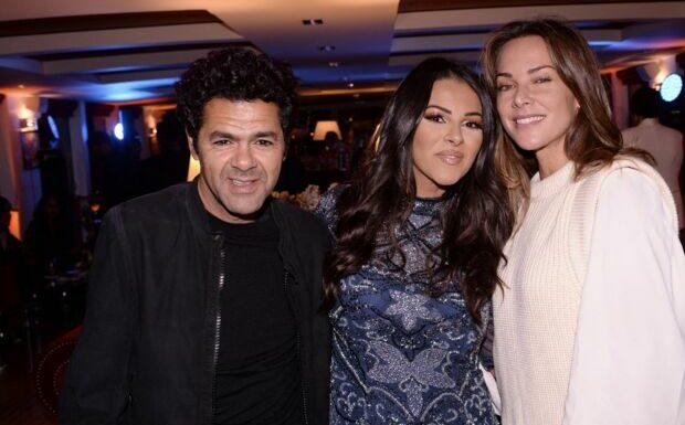 PHOTOS – Jamel Debbouze fait la fête avec sa sœur Nawell et sa femme Mélissa Theuriau