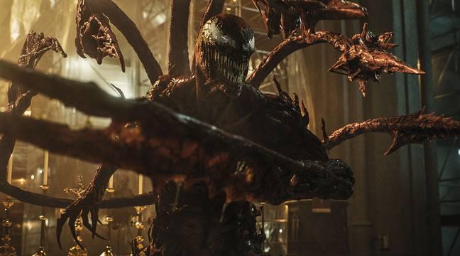 Record de box-office post-pandémie pour la suite de « Venom »