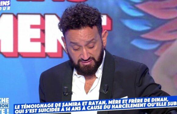 TPMP : Cyril Hanouna effondré fond en larmes pendant son émission