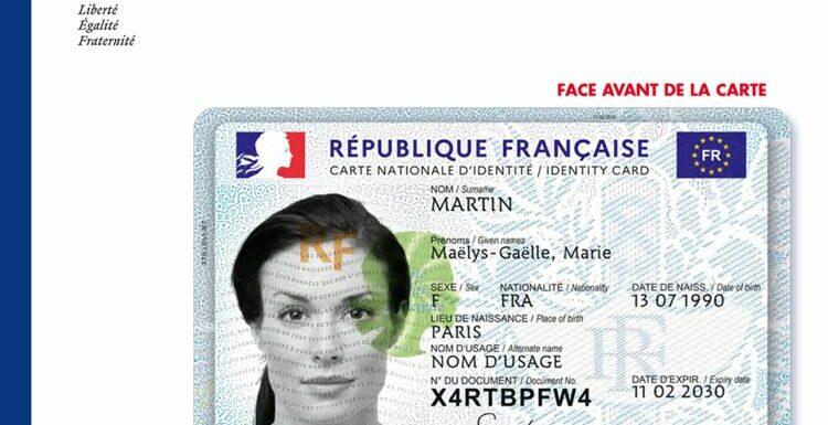 Tout savoir sur la nouvelle carte d'identité