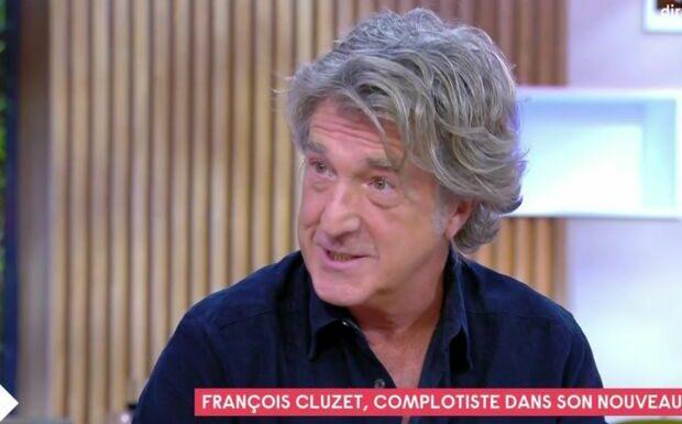 VIDÉO – François Cluzet «fou de joie» quand une femme lui sourit dans la rue: son amusante confidence