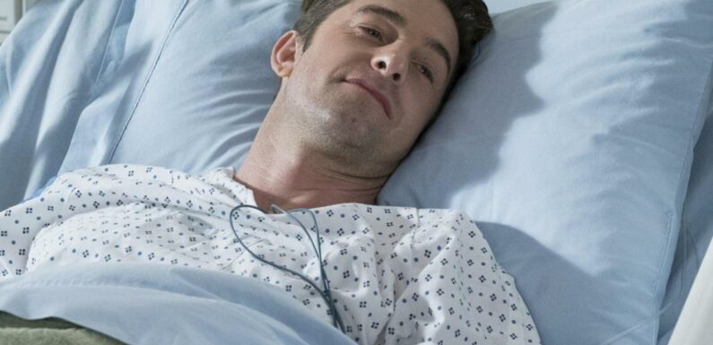 You saison 3 : Scott Speedman (Grey's Anatomy) tease les premiers détails de son personnage